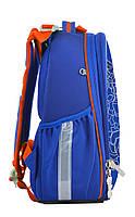 Рюкзак школьный ортопедический каркасный 1 Вересня H-25 Robot, 35*26*16 код: 555788, фото 2