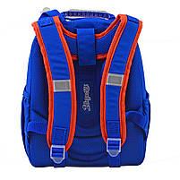 Рюкзак школьный ортопедический каркасный 1 Вересня H-25 Robot, 35*26*16 код: 555788, фото 5