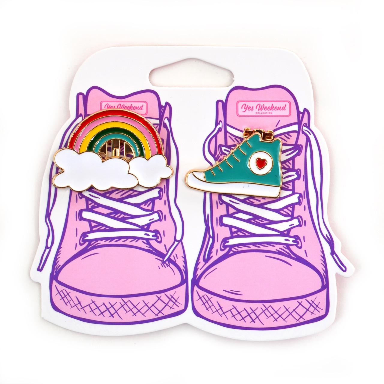 Набор аксессуаров для шнурков YES Cute код: 555830