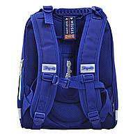 Рюкзак школьный ортопедический каркасный 1 Вересня H-12 Star Explorer код: 555960, фото 2