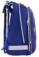 Рюкзак школьный ортопедический каркасный 1 Вересня H-12 Star Explorer код: 555960, фото 4