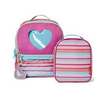 Skip Hop Детский школьный рюкзак и ланч бокс сердце Forget Me Not Pack Lunchie