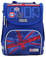 Рюкзак школьный ортопедический каркасный Smart PG-11 London код: 555987, фото 3