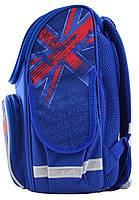 Рюкзак школьный ортопедический каркасный Smart PG-11 London код: 555987, фото 6