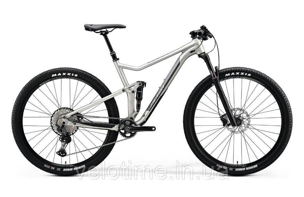 Merida One-Twenty RC 9. XT-Edition 29 2020 (M, серый)