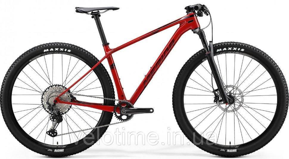 Merida Big.Nine XT 29 2020 (S, красный)