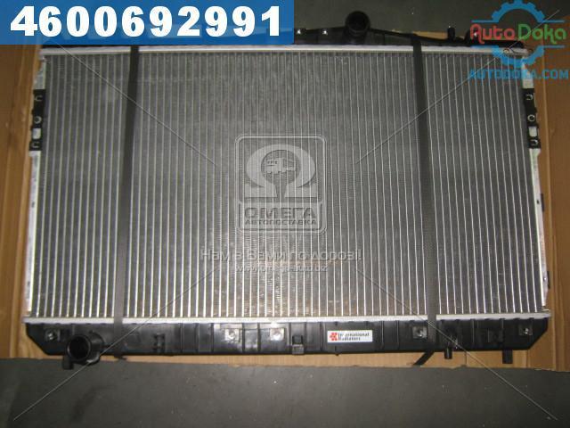 Радиатор охлаждения двигателя NUBIRA/LACETTI MT 03- 1, 6-1, 8 (Van Wezel) ШЕВРОЛЕТ, ДЕО, 81002073