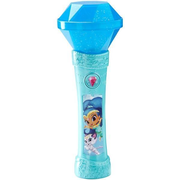 Fisher-Price Шиммер и Шайн микрофон драгоценный камень Шайн Shimmer Shine Genie Gem Microphone Nickelodeon