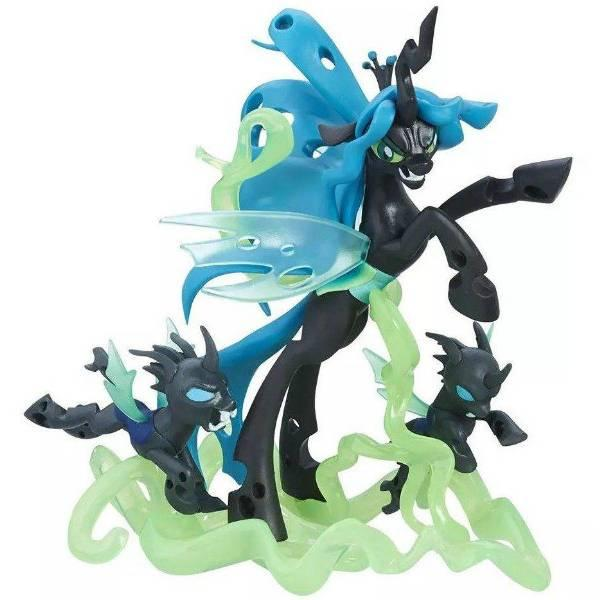 My Little Pony Фигурка Королева Кризалис Guardians of Harmony B8813 Fan Sculpture Queen Chrysalis