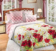 Комплект постельного белья Волшебные краски, перкаль (Полуторный)