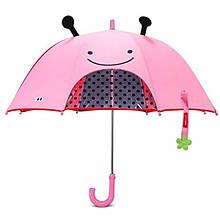 Skip Hop Zoobrella Детский зонт Божья коровка Ladybug Little Kid Umbrella