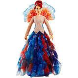 DC Super Hero Girls Коллекционная кукла принцесса Мера Aquaman Royal Gown Mera Doll, фото 5