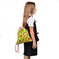 Сумка для обуви 1 Вересня детская SB-02 Ladybug код: 556765, фото 2
