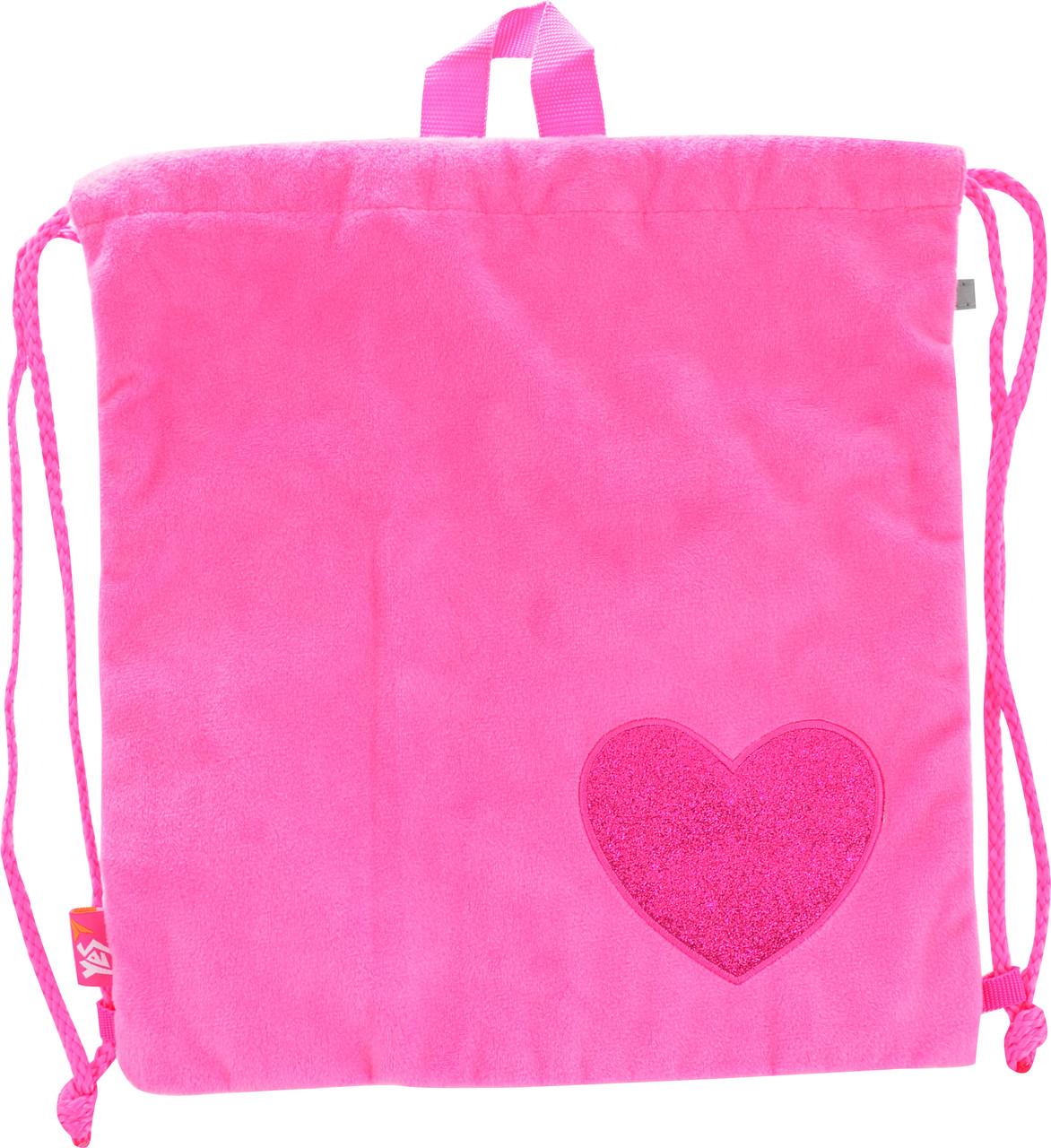 Сумка-мешок YES детская SB-14 Heart код: 556799