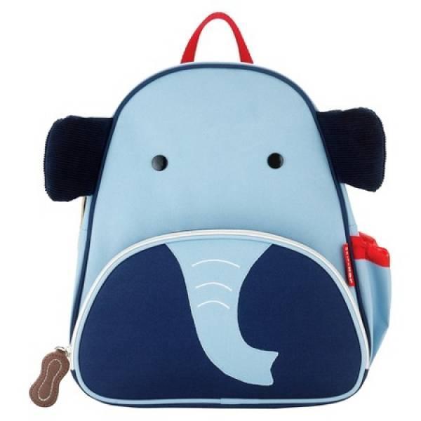 Skip Hop Zoo Рюкзак слон Elephant Kid Backpack School Bag