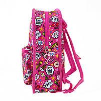 Рюкзак детский дошкольный YES, двухсторонний K-32 Rachell Pattern код: 556849, фото 7