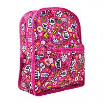 Рюкзак детский дошкольный YES, двухсторонний K-32 Rachell Pattern код: 556849, фото 8
