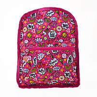 Рюкзак детский дошкольный YES, двухсторонний K-32 Rachell Pattern код: 556849, фото 9