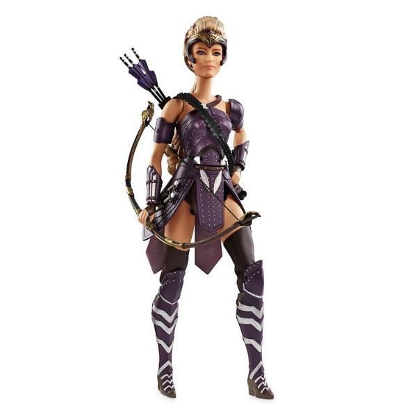 Barbie Коллекционная Барби Чудо женщина Антиопа DWD84 Wonder Woman Antiope Doll