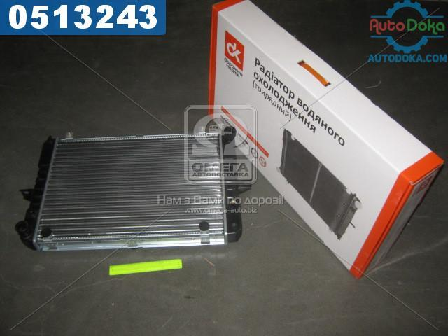 Радиатор водяного охлаждения ГАЗ 3302 (3-х рядный ) (с ушами) 51 мм (Дорожная Карта)  3302-1301010-10