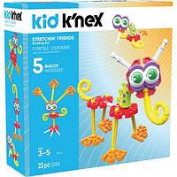 K'nex Kid конструктор 23 детали друзья 85615 Stretchin' Friends Building Set