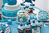 Кэнди бар в голубом стиле, фото 3