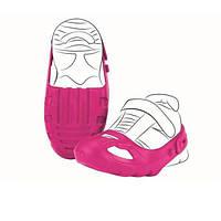 Big Защита на обувь розовая 56447