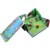 Haba Игровой набор Планета Фей 301270 Planet Play Cube Land of the Fairies
