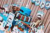 Кэнди бар в голубом стиле, фото 7