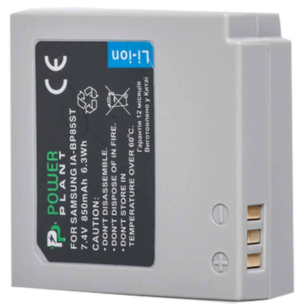 Аккумулятор к фото/видео PowerPlant Samsung IA-BP85ST (DV00DV1209)