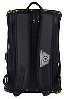 Рюкзак міський YES GP-01 Green x-factor код: 557208, фото 2