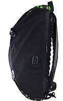 Рюкзак міський YES GP-01 Green x-factor код: 557208, фото 3