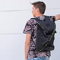 Рюкзак міський YES GP-01 Green x-factor код: 557208, фото 6