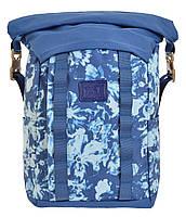 Рюкзак міський YES Roll-top T-61 Summer flowers код: 557307, фото 2