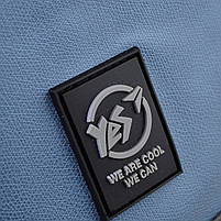 Рюкзак городской YES T-75 Irish blue код: 557424, фото 2