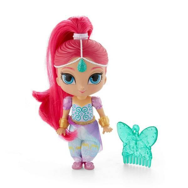 Fisher-Price Шиммер и Шайн кукла Шиммер FPV43 Shimmer Shine Zahramay Skies Shimmer Nickelodeon