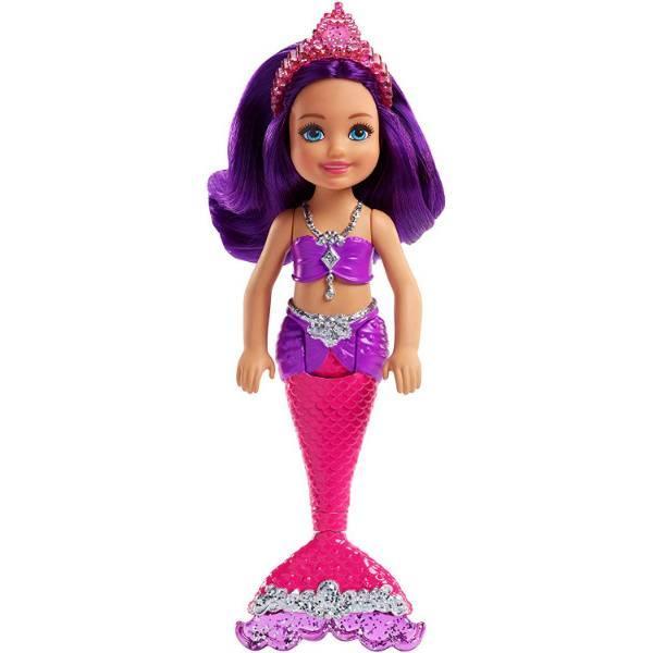 Barbie Барби Дримпопия Челси русалка Драгоценных гор FKN06 Dreamtopia Sparkle Mountain Mermaid Doll