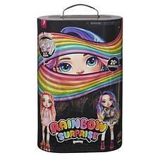 Poopsie Rainbow Girls S1 Кукла сюрприз Радужная или Розовая Леди 559887 Rainbow Dream or Pixie Rose Surprise