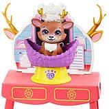 Enchantimals Данесса Дир Заботливый ветеринар GBX04 Caring Vet Playset with Danessa Deer Doll, фото 3