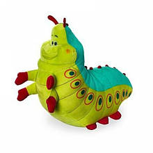 Disney Мягкая игрушка гусеница Хаймлих Приключения Флика bugs life heimlich candy corn Plush