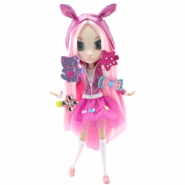 Shibajuku Girls S2 Шибаджуку Шизука HUN6622 Shizuka Fashion Doll