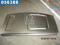 Дверь задка ГАЗ 2705, 3221 (без окна) левая (старые двери+старые петли) (производство  ГАЗ)  2705-6300015-21