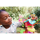 Enchantimals Домик бабочек и Бакси бабочка GBX08 Butterfly Clubhouse Playset with Baxi Butterfly Doll, фото 3