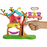 Enchantimals Домик бабочек и Бакси бабочка GBX08 Butterfly Clubhouse Playset with Baxi Butterfly Doll, фото 5