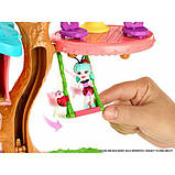 Enchantimals Домик бабочек и Бакси бабочка GBX08 Butterfly Clubhouse Playset with Baxi Butterfly Doll, фото 7