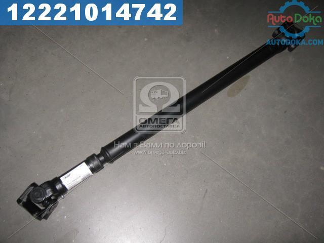 Вал карданный УАЗ 469(31512) Lmin=931 Lmax=985 задний (RIDER)  31512-2201010-09