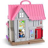 Fisher-Price Little People Музыкальный дом FWX12 Big Helpers Home, фото 2