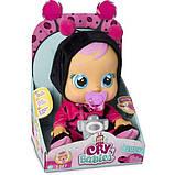 Cry Babies Интерактивная кукла пупс Плачущий младенец Леди божья коровка 96295 Lady The Ladybug Doll, фото 2