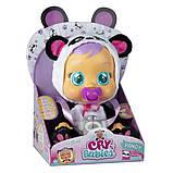 Cry Babies Интерактивная кукла пупс Плачущий младенец Пенди панда 98213 Pandy doll, фото 2