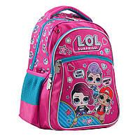 """Рюкзак школьный S-26, """"LOL Juicy""""      код: 558092"""